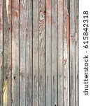 weathered old wood. wooden... | Shutterstock . vector #615842318