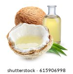 Coconut Oil With Fresh Nut...