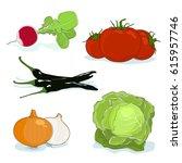 Fresh Gardening Vegetables...