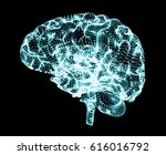 brain degenerative diseases ... | Shutterstock . vector #616016792