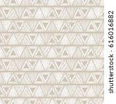 seamless geometrical pattern... | Shutterstock . vector #616016882