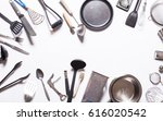 design concept of mockup arious ... | Shutterstock . vector #616020542