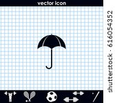flat illustration. umbrella...