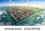 3d rendering and design ... | Shutterstock . vector #616159346
