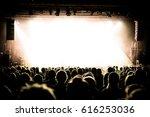 concert | Shutterstock . vector #616253036