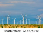 wind turbines at the cape... | Shutterstock . vector #616275842