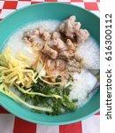 Porridge Of Pork  Ginger Egg ...