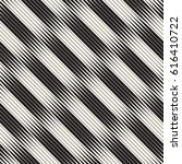 wavy stripes vector seamless... | Shutterstock .eps vector #616410722