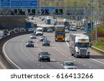 london  uk   april 05  2017 ... | Shutterstock . vector #616413266