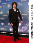 Small photo of NEW YORK-AUG 11: Radio personality Howard Stern attends the 'America's Got Talent' season 10 taping at Radio City Music Hall on August 11, 2015 in New York City.