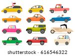 collection isolated icons of... | Shutterstock . vector #616546322