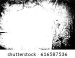 grunge black and white urban... | Shutterstock .eps vector #616587536