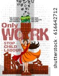 social awareness concept poster ... | Shutterstock .eps vector #616642712