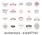 badge as part of the design  ... | Shutterstock .eps vector #616697765