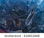 shanghai | Shutterstock . vector #616812668