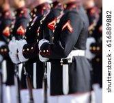 united states marine corps   | Shutterstock . vector #616889882