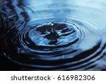 Beautiful Splash Of Water Drop...