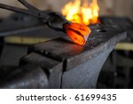 Incandescent Element In The...