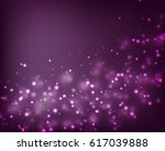 abstract background. bokeh.... | Shutterstock .eps vector #617039888