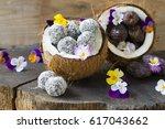 dates cocoa coconut oats...