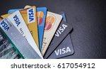 credit card  visa  master card