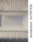 macro detail of the mesh of a...   Shutterstock . vector #617097926