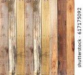 wood texture background | Shutterstock . vector #617175092