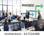 business team meeting... | Shutterstock . vector #617226488