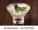 berry dessert | Shutterstock . vector #617327042