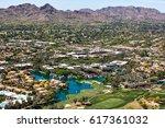 Over Scottsdale  Arizona...