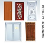 ������, ������: Doors Collection classic bank