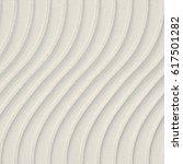 3d background  striped...   Shutterstock . vector #617501282