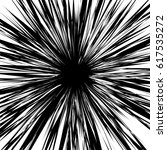 rough  edgy texture of random... | Shutterstock .eps vector #617535272
