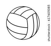 sports equipment design | Shutterstock .eps vector #617605085