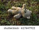 Old Teddy Bear Abandoned On Th...