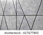 wall cement.cement wall was... | Shutterstock . vector #617677802