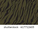 texture military camouflage...   Shutterstock .eps vector #617712605