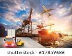 logistics and transportation of