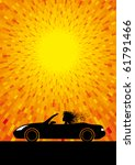 car | Shutterstock .eps vector #61791466