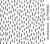 black and white seamless... | Shutterstock .eps vector #617958482