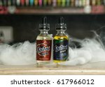 ufa  russia  south vape shop  5 ...   Shutterstock . vector #617966012