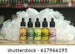 ufa  russia  south vape shop  5 ...   Shutterstock . vector #617966195