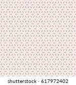 vector monochrome seamless...   Shutterstock .eps vector #617972402
