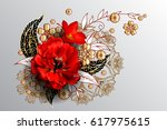 Decorative Composition With 2...