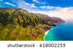 Aerial Landscape View Of...