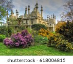 The Royal Pavilion And Gardens  ...