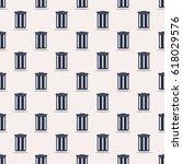 pattern. vector pattern of... | Shutterstock .eps vector #618029576