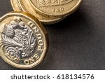 New British One Sterling Pound...