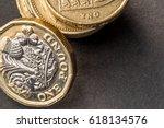 New British One Sterling Pound...