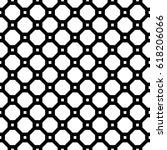 seamless surface pattern design ... | Shutterstock .eps vector #618206066
